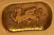 Welsh gold with Dragon hallmark from www.lainson.eu